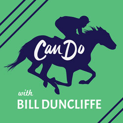 Can Do With Bill Duncliffe podcast logo